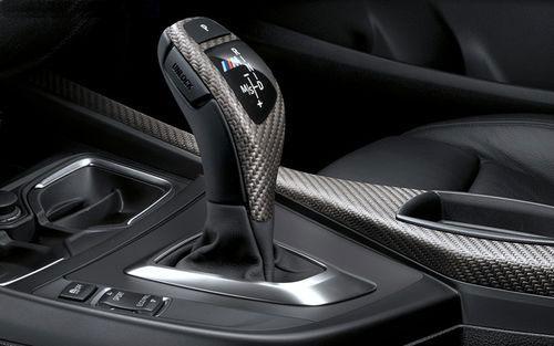 BMW M Carbon Fibre Shift Knob