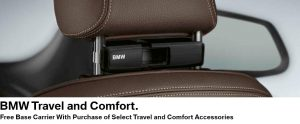 BMW Travel and Comfort Accessories Markham