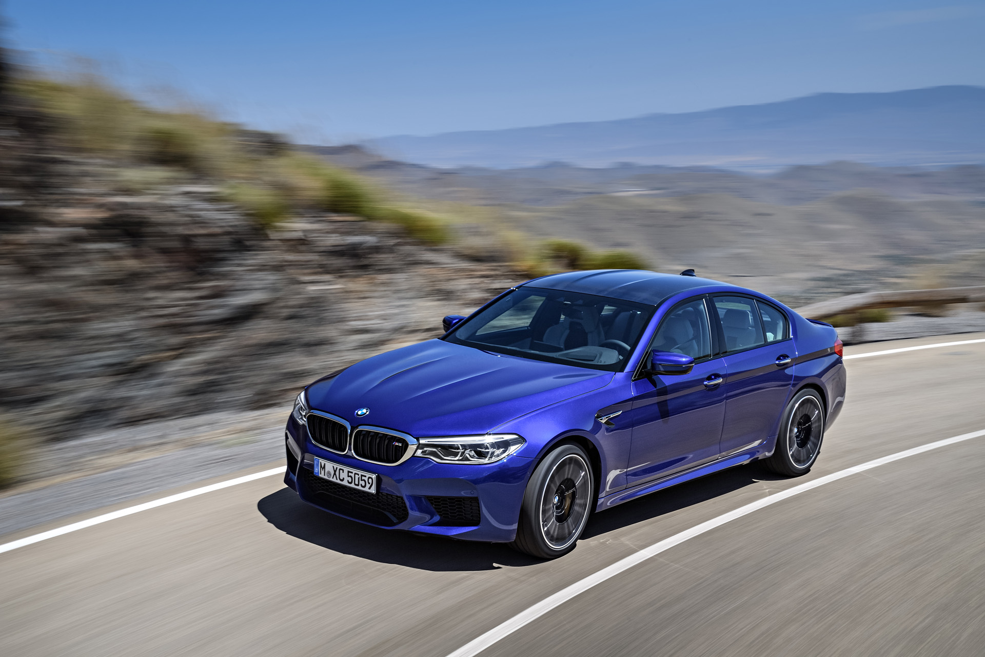 The New BMW M5 Takes BMW M GmbH Into New Territory - Town + Country BMW