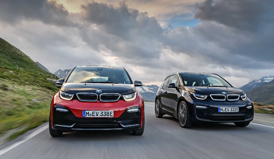Feast Your Eyes On The New 2018 Bmw I3 And I3 S Bmw Markham