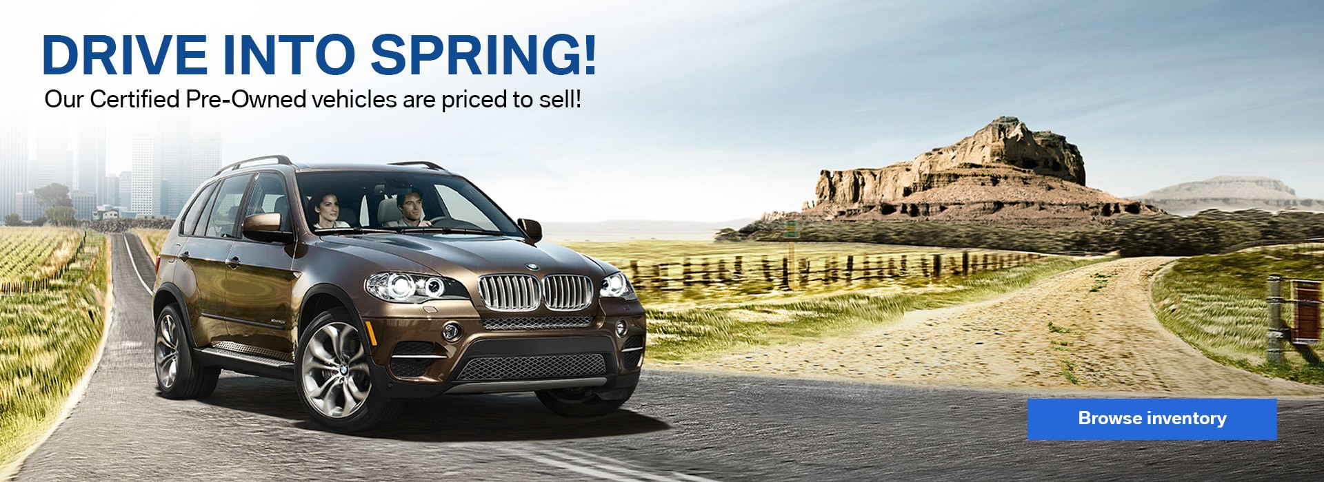 Certidied Pre-Owned BMW Sale at Town+Country BMW