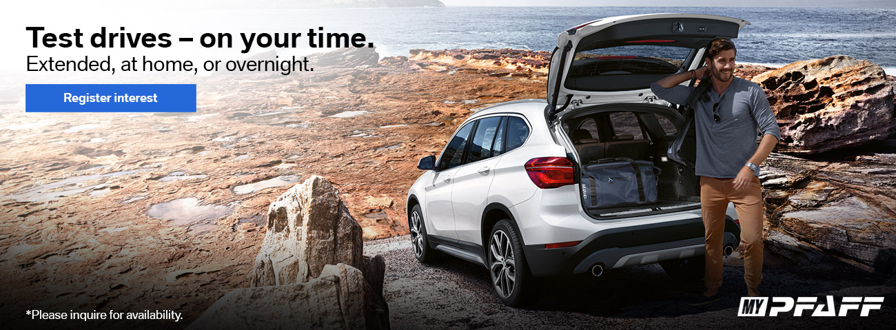 Book an at-home test drive from Town+Country BMW in Markham