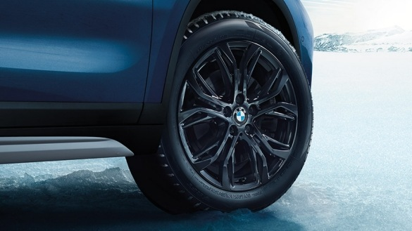 BMW Cold Weather Wheel Contest