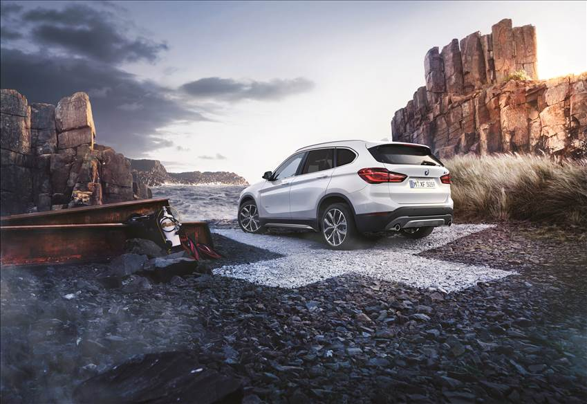 The Exit Strategist. The 2018 BMW X1.