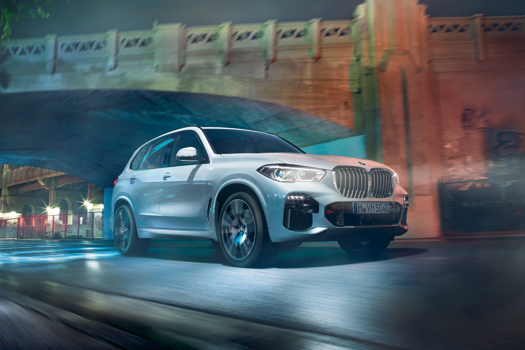 The Leader of the Pack. The 2019 BMW X5 xDrive40i.