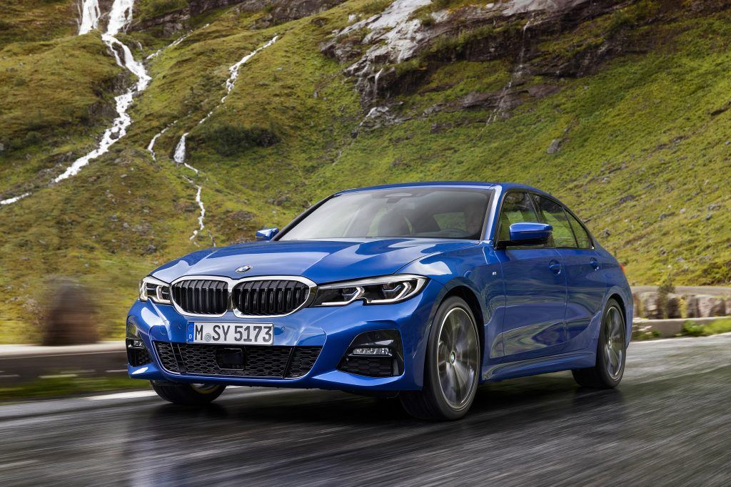 The icon has reinvented itself once again. And it's packed with new technologies. Introducing the all-new BMW 3 Series.
