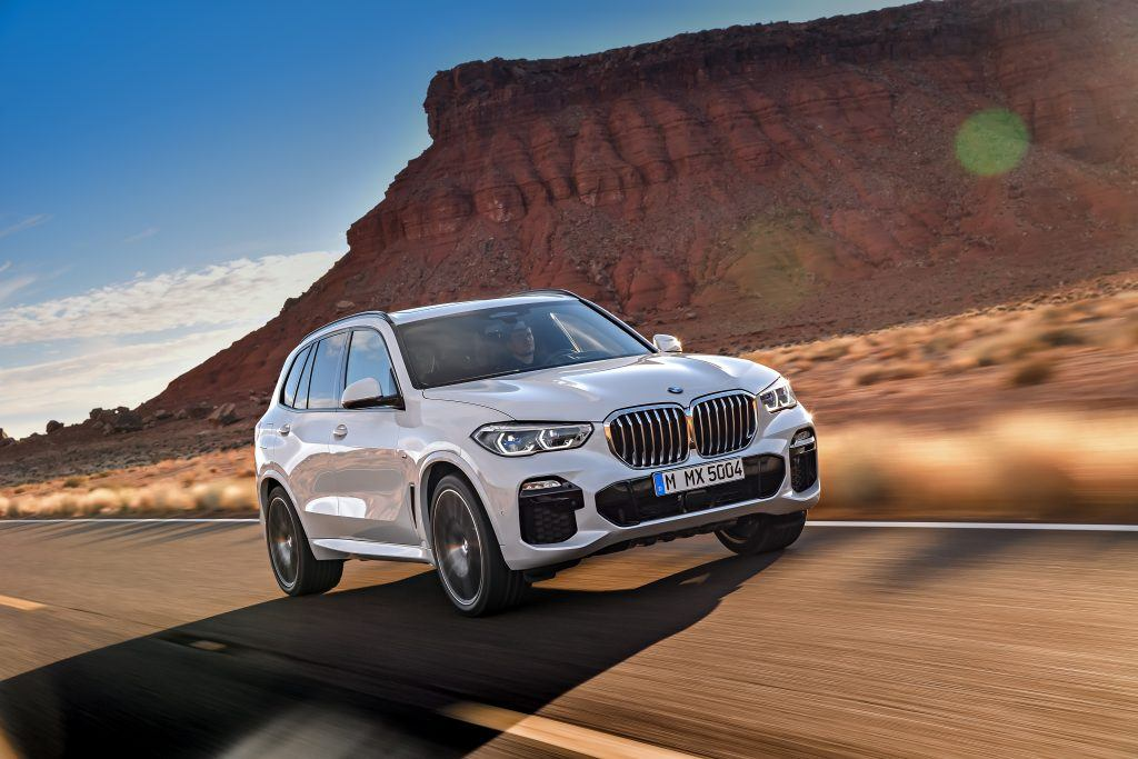 The leader of the pack has arrived and it's ready for any adventure. Introducing the all-new BMW X5.