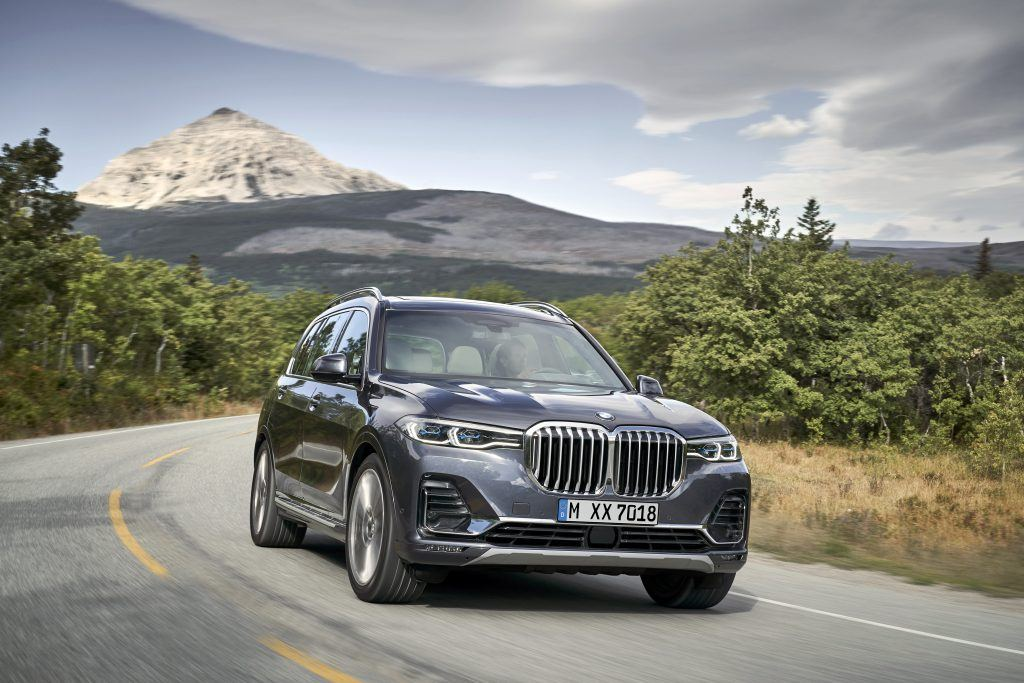 The pinnacle of luxury. Introducing the first-ever BMW X7. Unveiling at BMW Markham on March 11th, 2019.