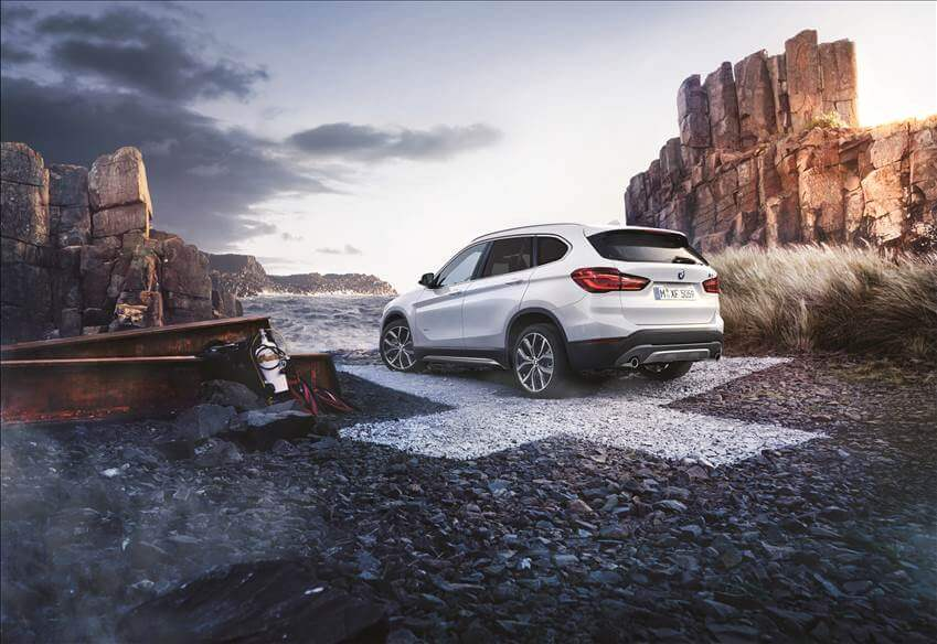 One for All Adventures. The 2019 BMW X1.