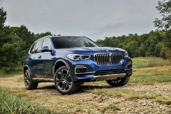 It Rules All Terrains. The BMW X5.