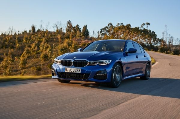 Everything a Sports Sedan Should Be. The All-New BMW 3 Series Sedan.