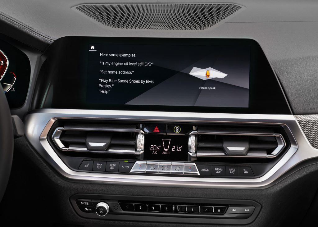 Communicate in a new and easy way with your vehicle using the BMW Intelligent Personal Assistant. It knows you, learns your behaviours to improve every day and helps out in any situation.