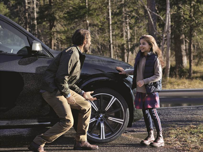 BMW Roadside Assistance Offer