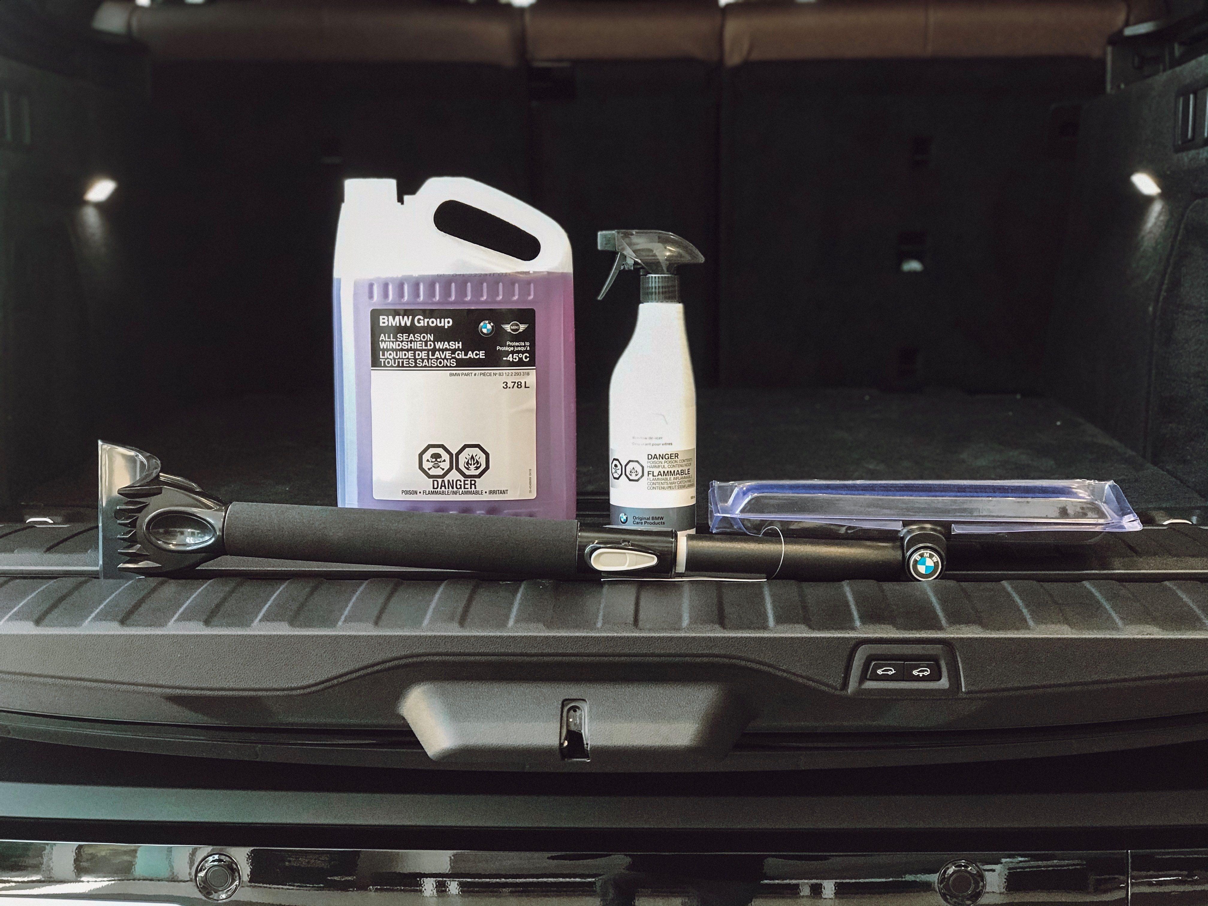 BMW Winter Starter Kit