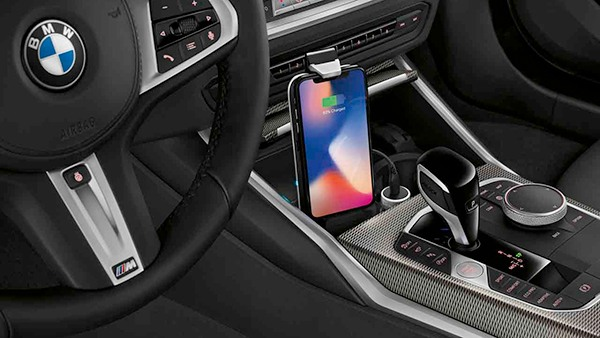 15% off BMW Wireless Charging Stations