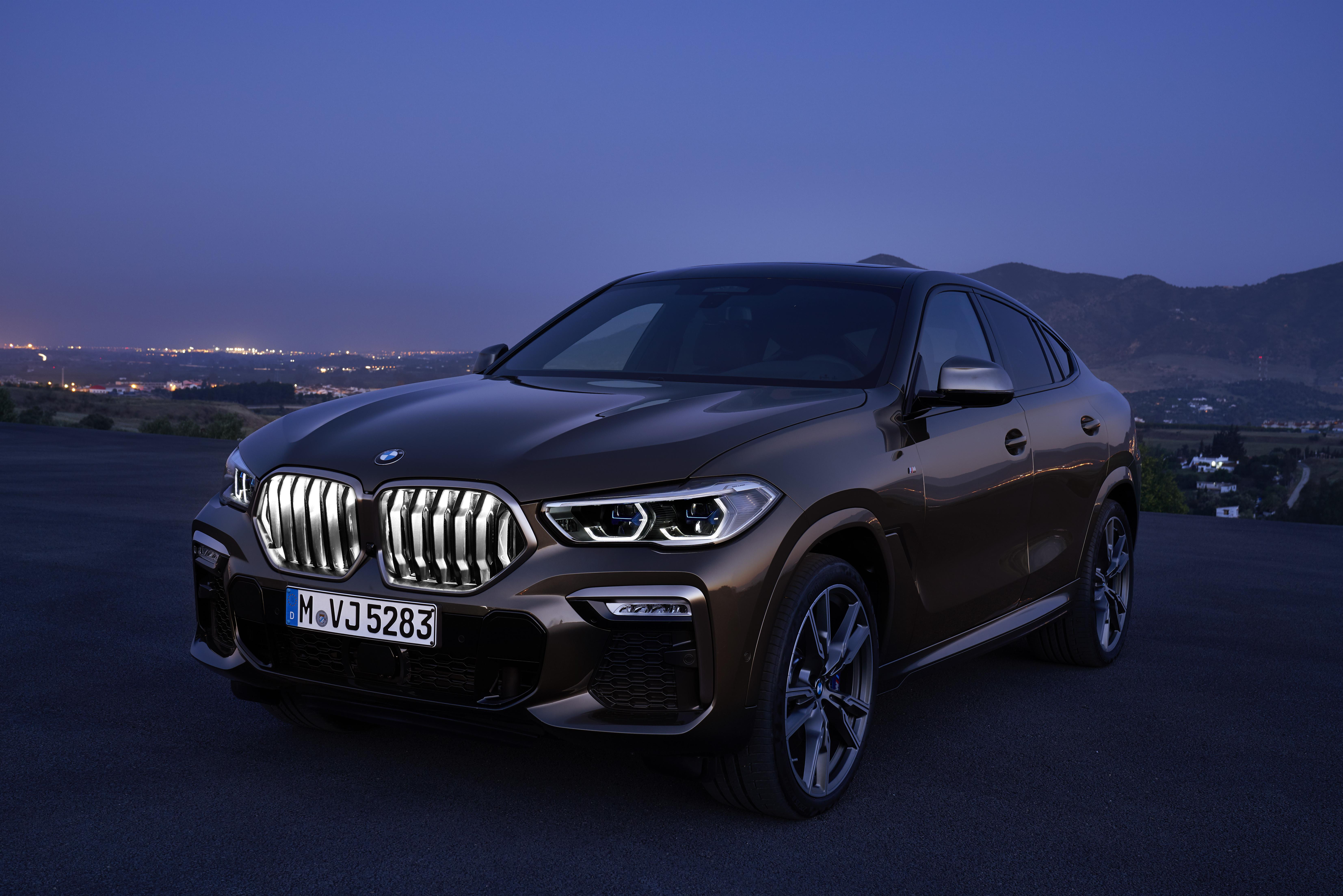 2020 BMW X6 xDrive40i Demo for $1,399 / month