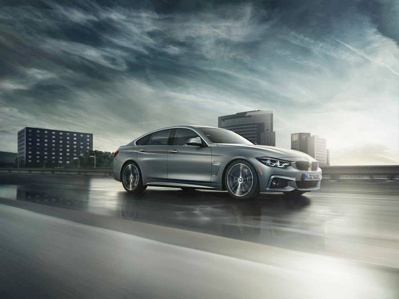 BMW 430i xDrive Gran Coupe Demo for $289 / bi-weekly.
