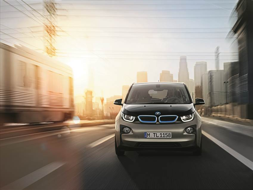 Demo BMW i3 w/ Range Extender for $599+HST / month.
