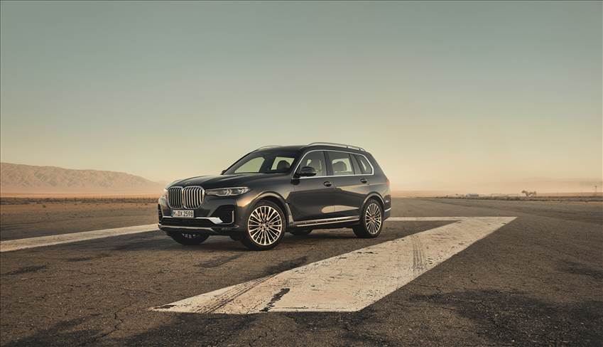 BMW X7 xDrive50i Demo for $669 / bi-weekly.