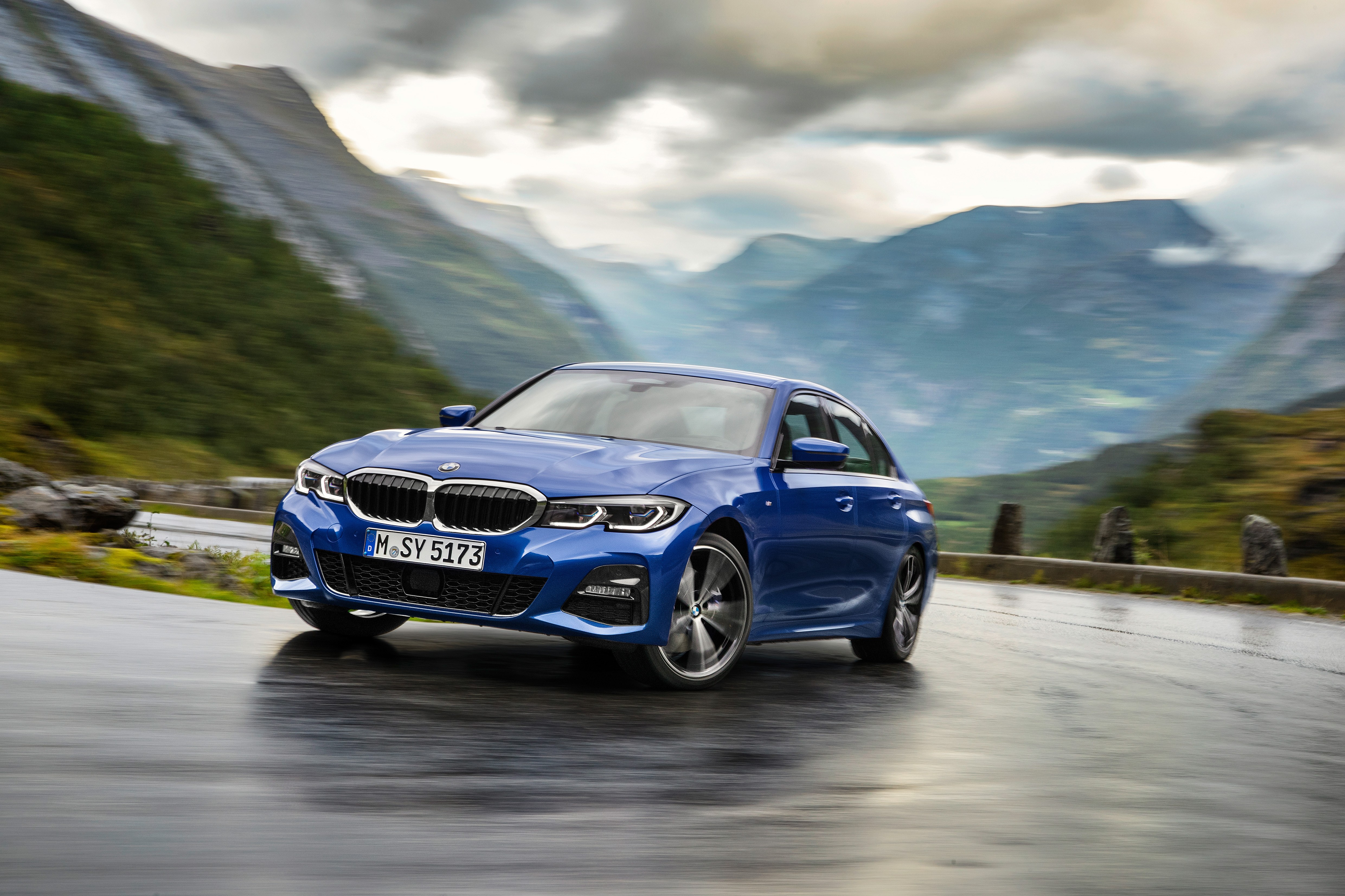 The 2020 BMW 3 Series Sedan. Starting from $528 / month.