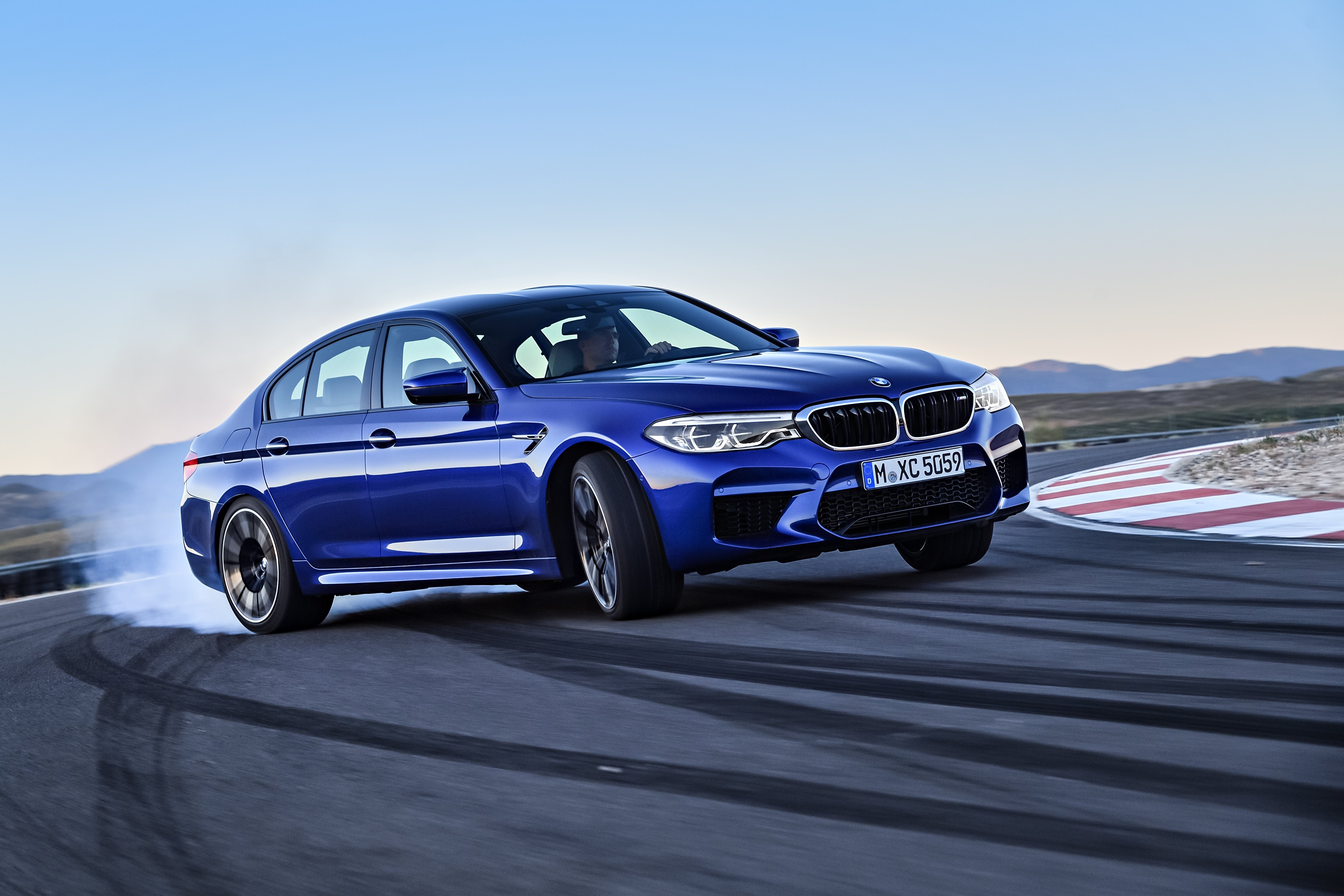 BMW M5 for $1,595+HST / month.