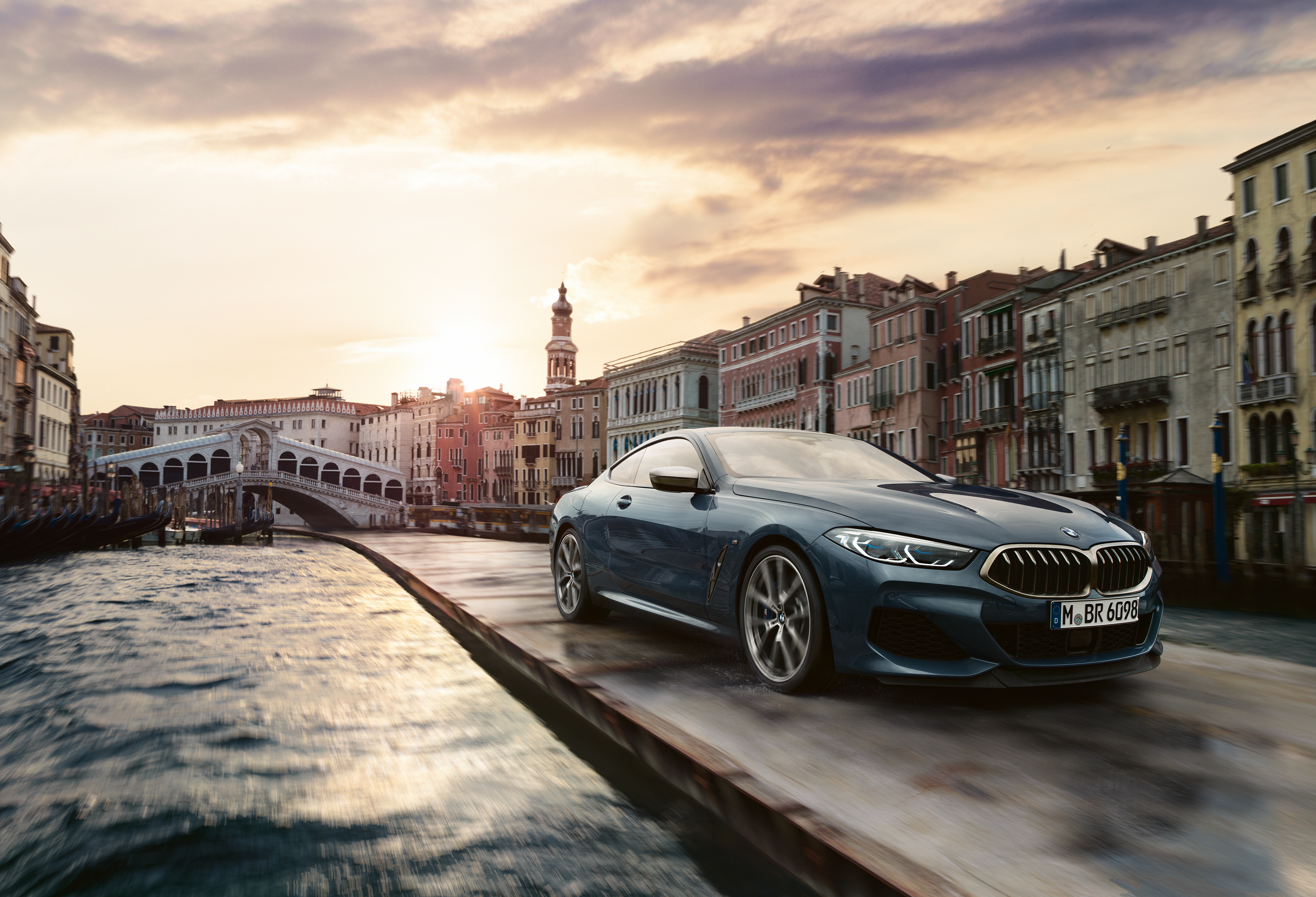 Demo BMW M850i xDrive Coupe for $530+HST / month.