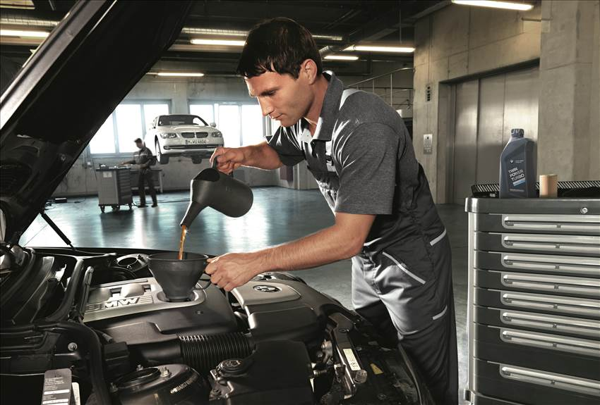 Oil Change Special for $149.95+HST.
