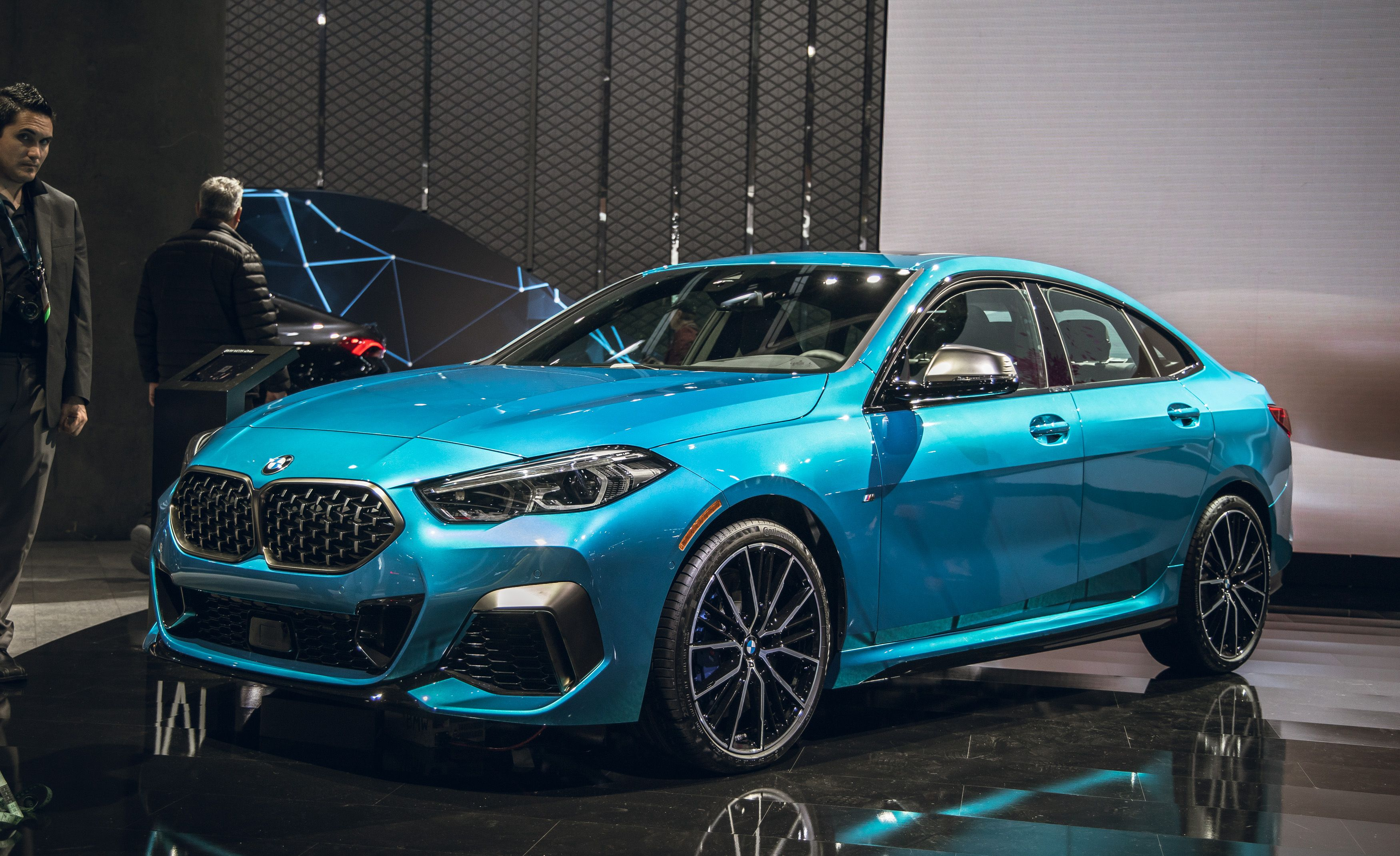 DEMO 2020 BMW 228i Gran Coupe. Lease for $519 + HST / month