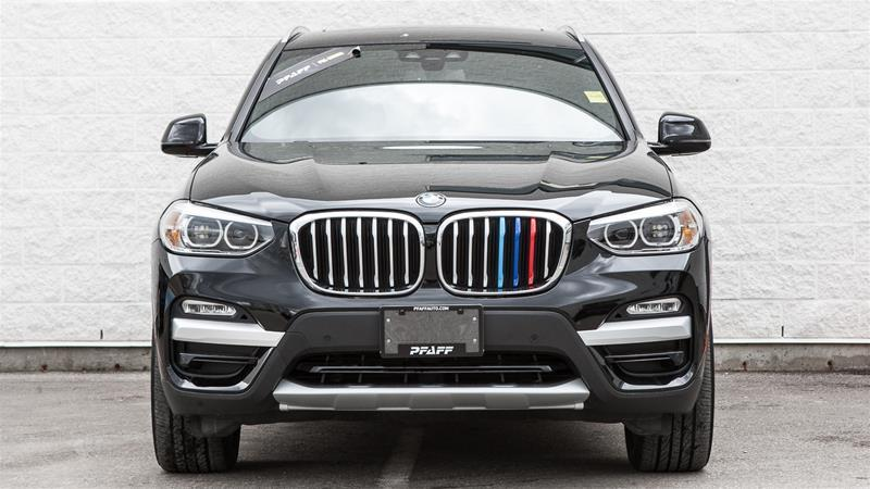 2019 BMW X3.  Lease for $499 + HST / month