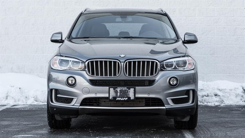 2018 BMW X5.  Lease for $562 + HST / month