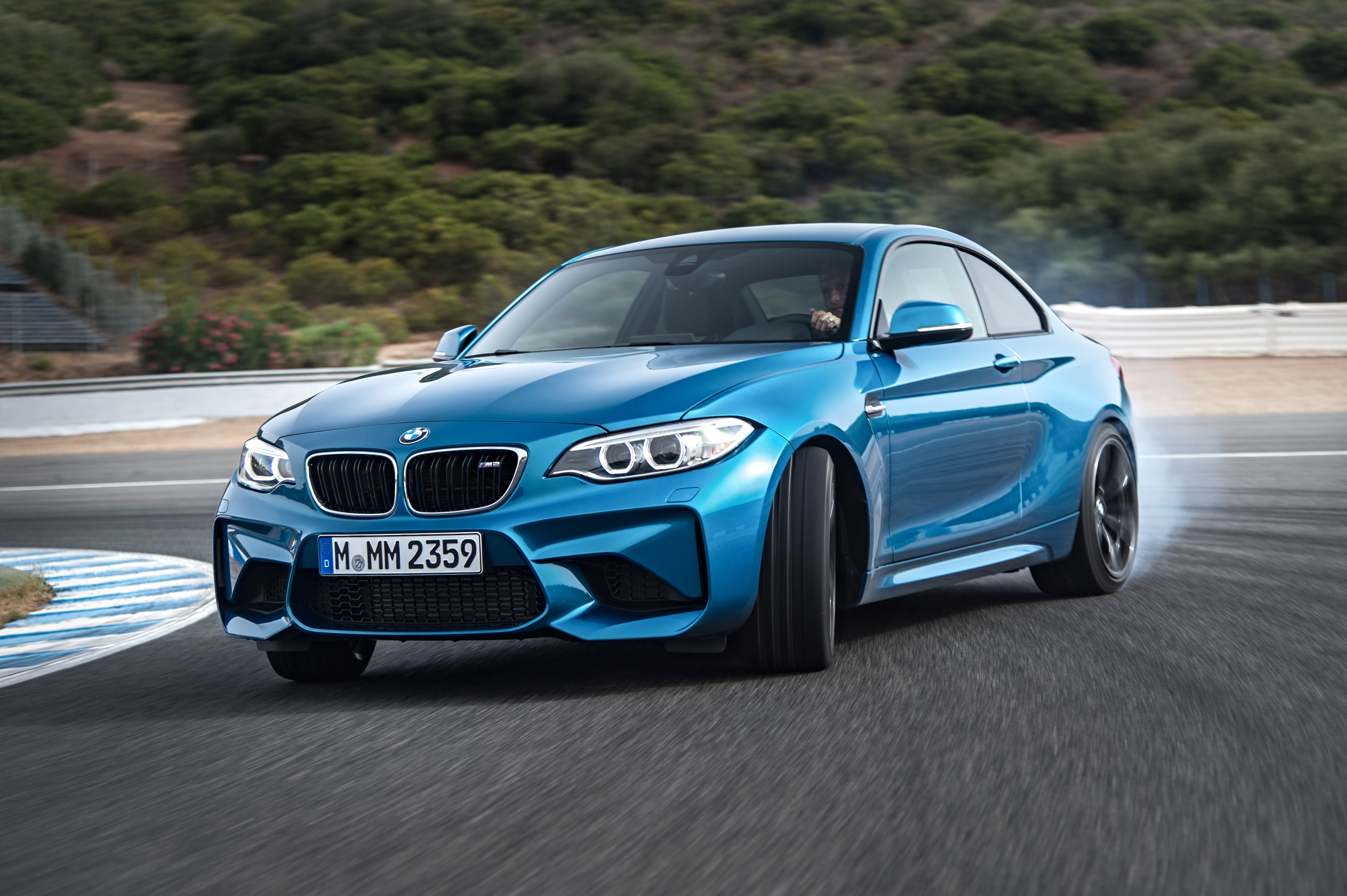 2018 BMW M2 Coupe for $793+HST / month.