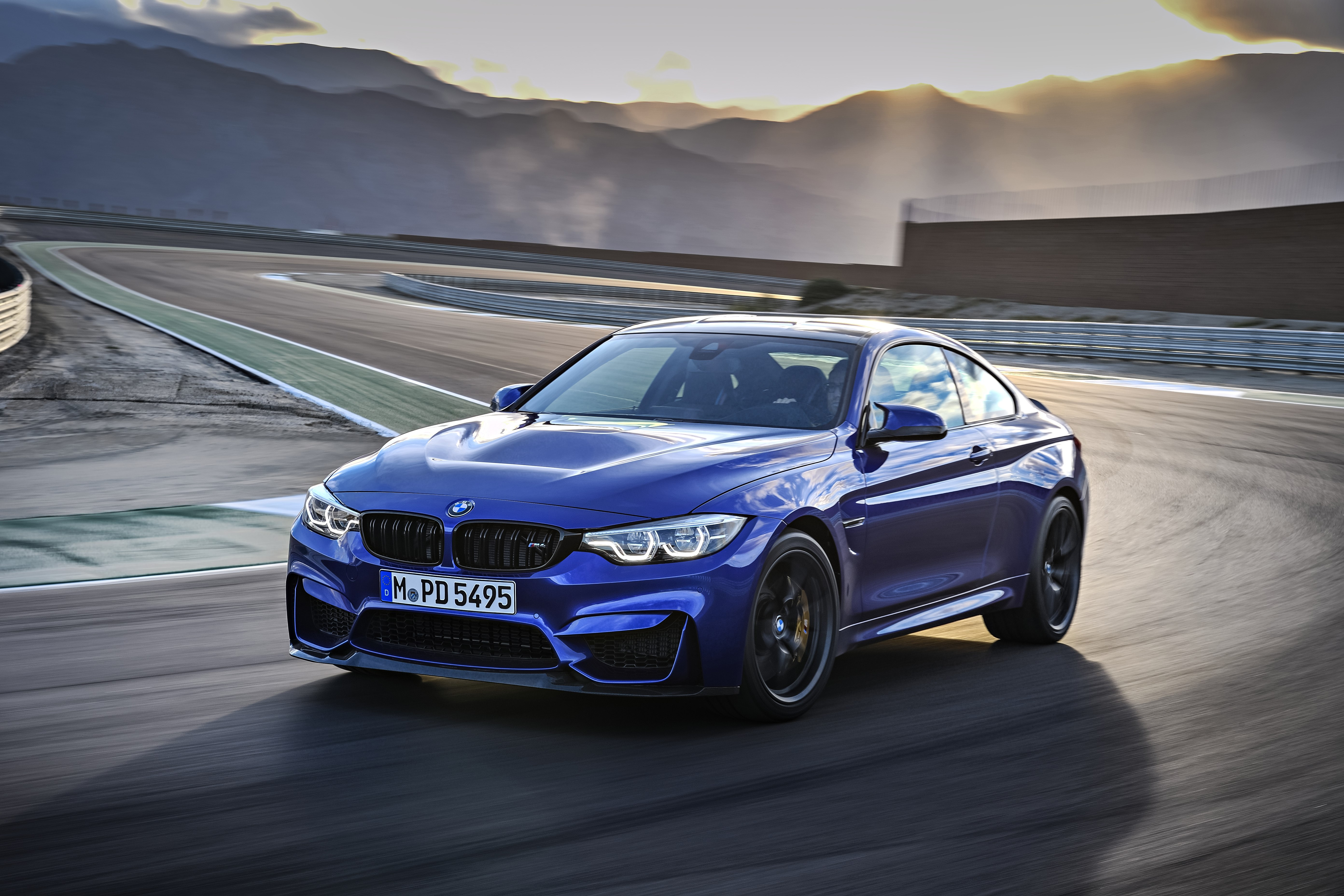 BMW M4 CS for $1,377+HST / month.