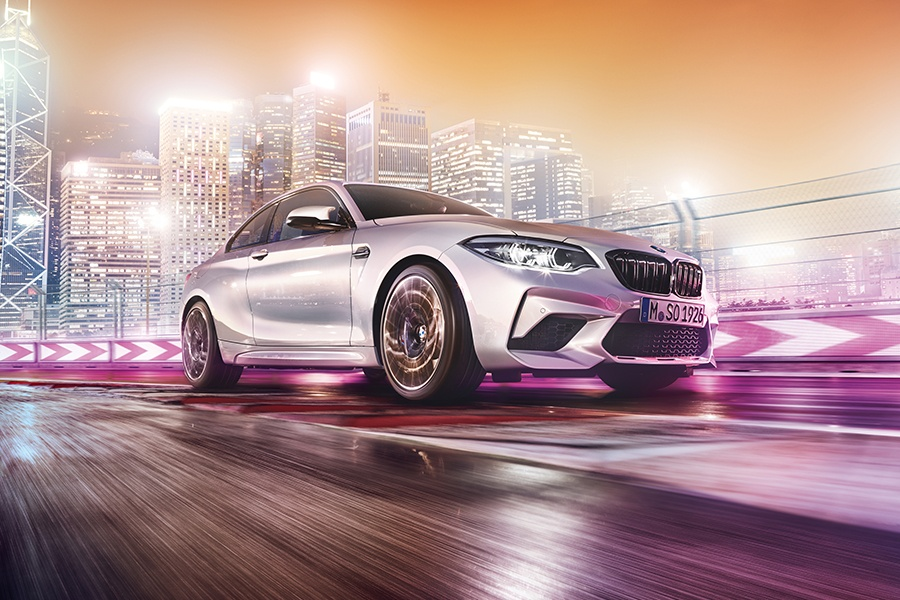 2020 BMW M2 Competition for $749+HST / month