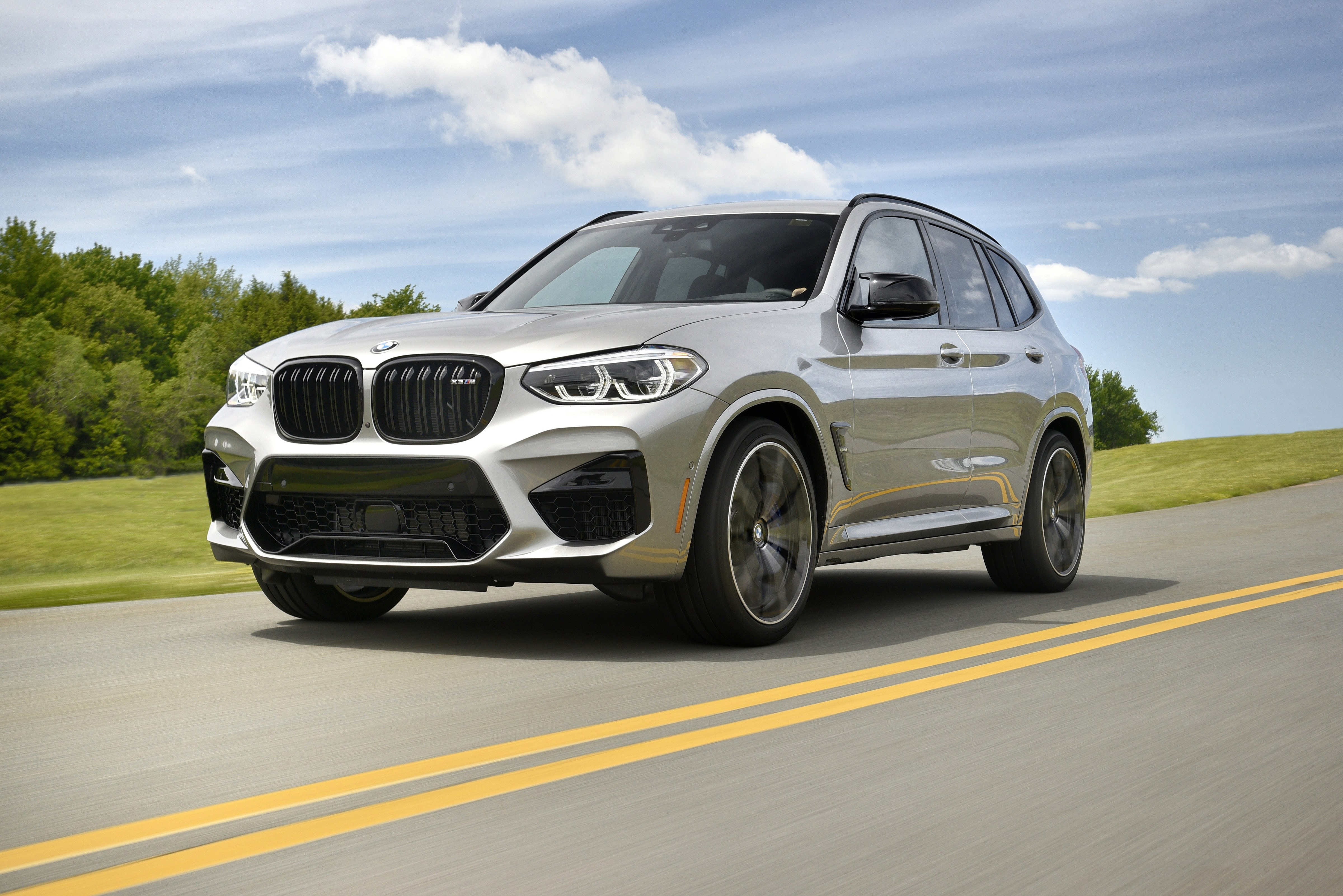 BMW X3 M Starting at $1,124+HST / month.