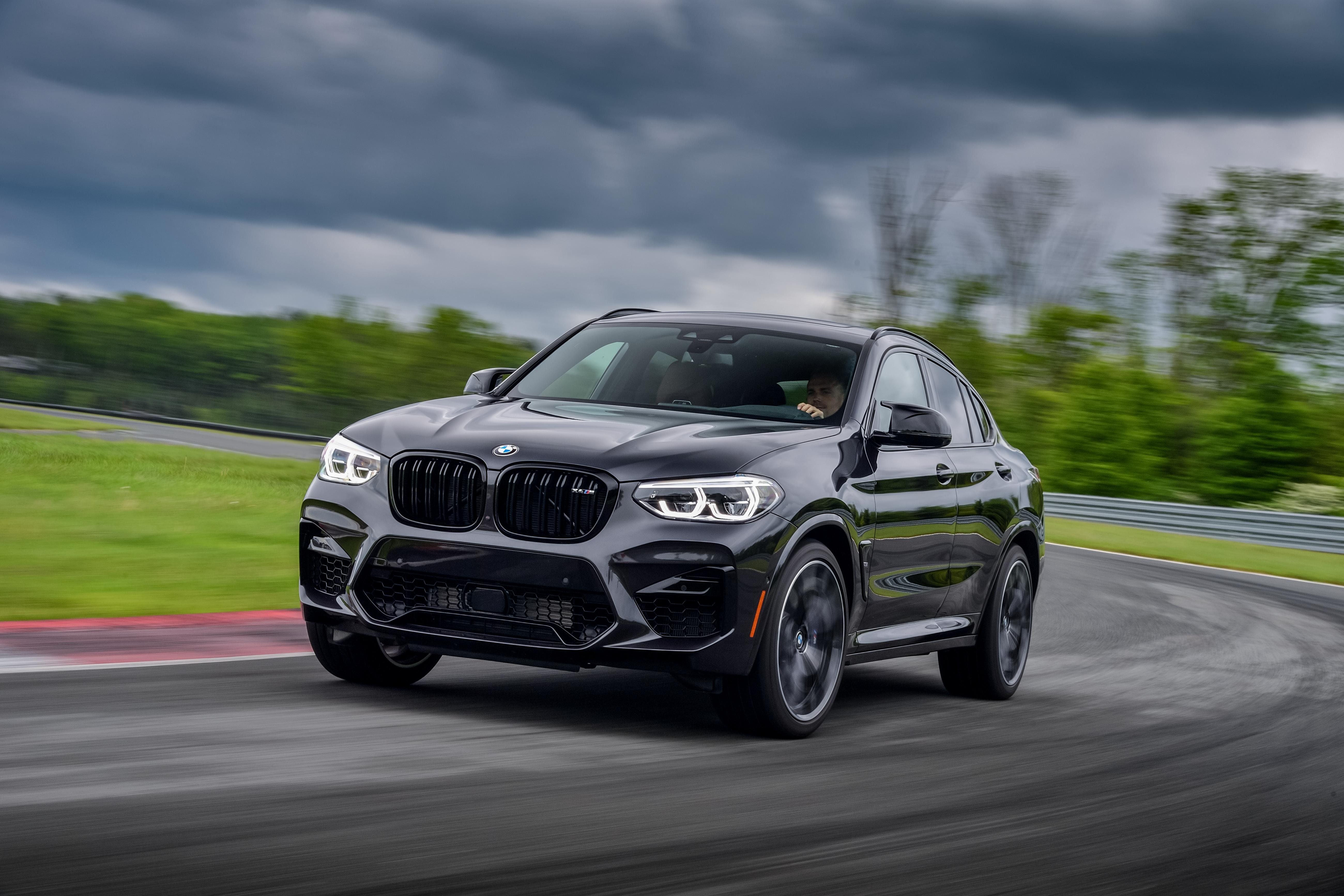 2020 BMW X4 M for $999+HST / month.