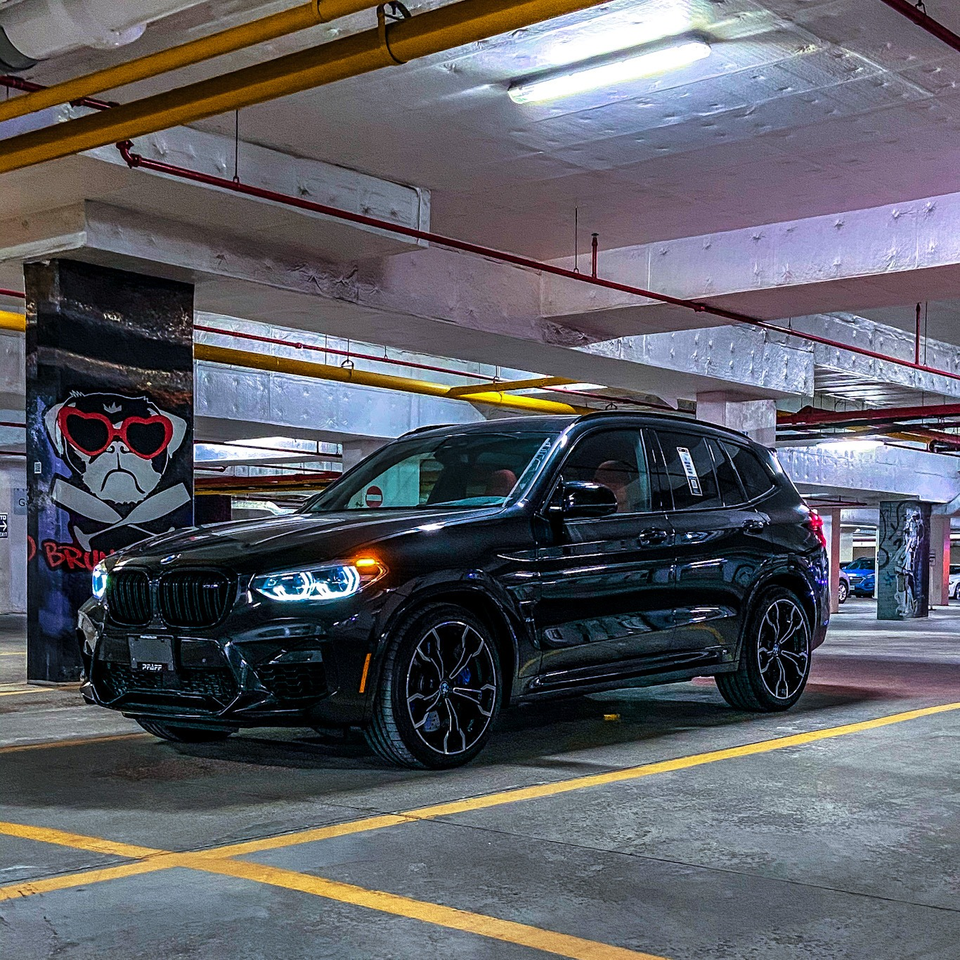 2020 BMW X3 M Competition for $1,199 / month | Feature of the /// Month