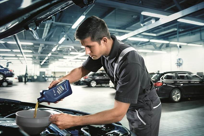 Oil Change Plus Complimentary 55-point Inspection & 1-year Roadside Assistance from $135+tax