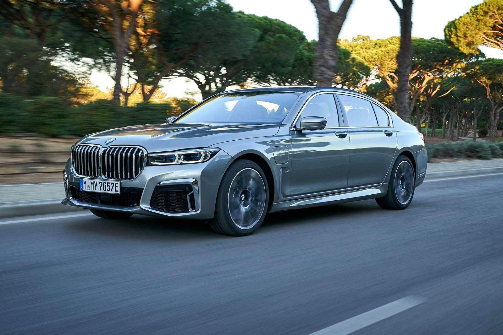 2021 BMW 745Le xDrive Sedan Demo