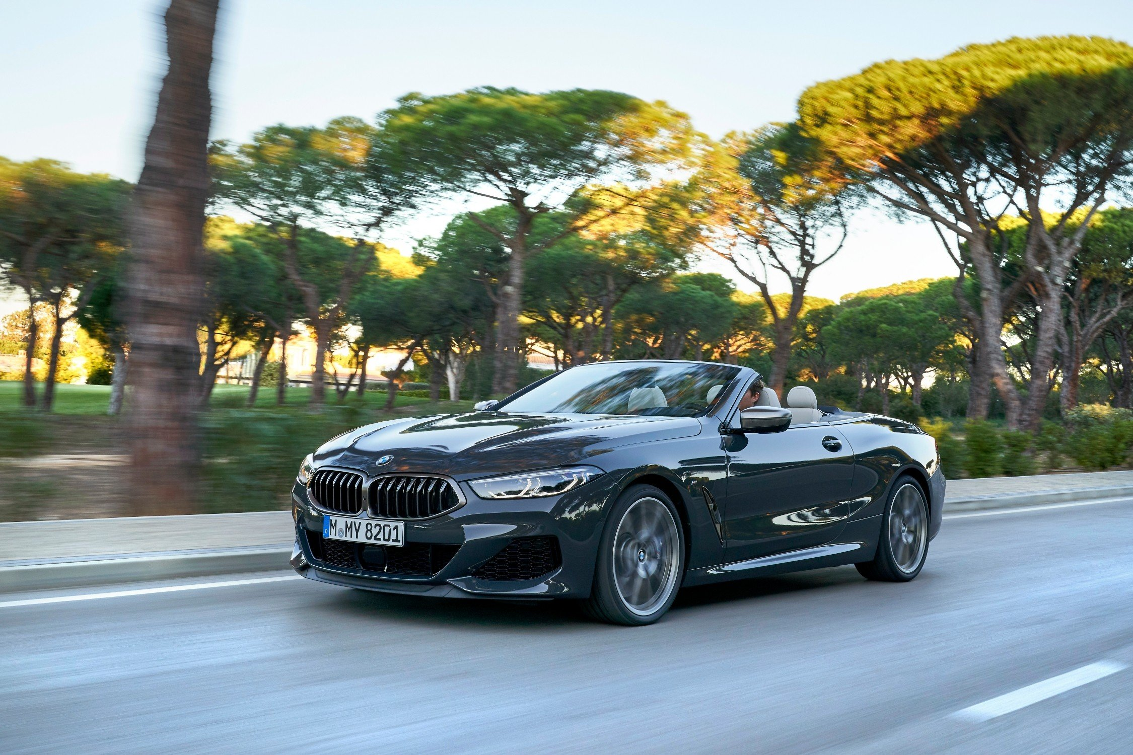 2020 BMW M850i xDrive Cabriolet for $1,684+HST / month
